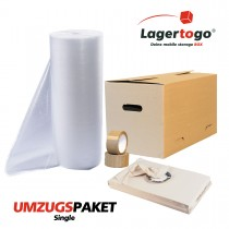 Umzugspaket Single | Lagertogo® | Self Storage